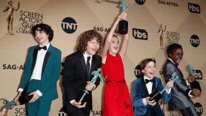 Jonge cast van 'Stranger Things' krijgt opslag en verdient plots acht keer meer