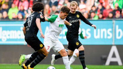 LIVE. Dortmund doet meteen iets terug: Brandt zorgt voor de aansluitingstreffer