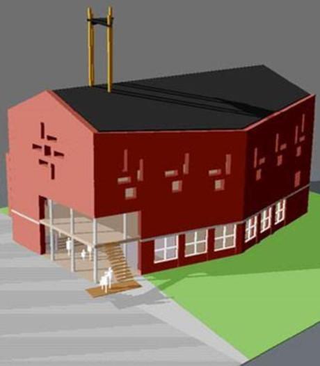 Kopers voor Opstandingskerk Terneuzen
