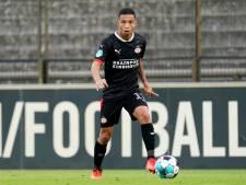 Bank, linksback, zes, acht, tien, of spits: Mauro Júnior probeert altijd energie aan PSV te geven