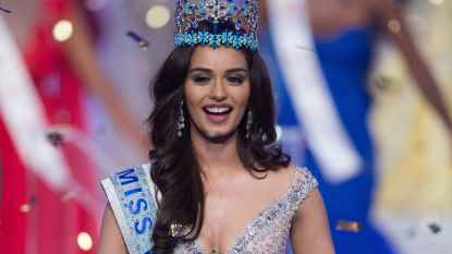 Indiase studente gekroond tot Miss World