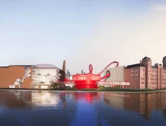 Bekend Nederlands chocolademerk bouwt nieuwe fabriek en er raast achtbaan door