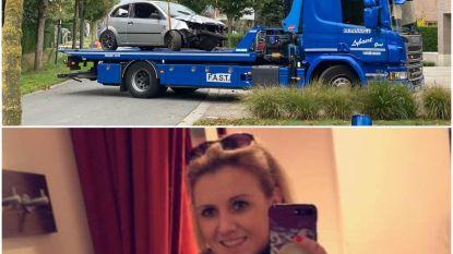 Parket vraagt aanhouding van vriend van Stefanie (25), die gisteren om het leven kwam bij een verkeersongeval in Gent