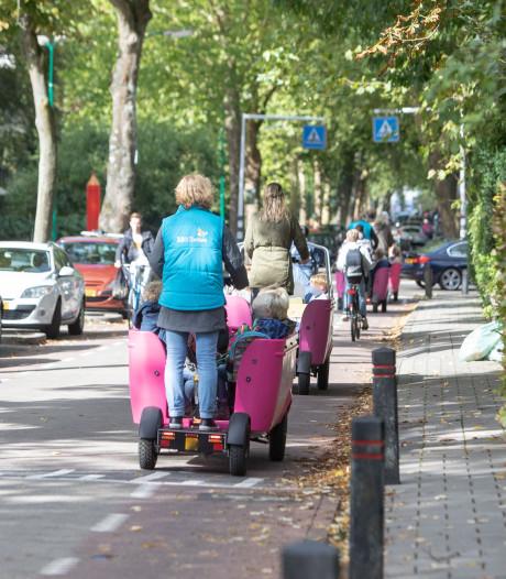 Grote kinderopvang in Oost-Brabant blijft rijden met Stint: 'We vertrouwen dat het veilig is'
