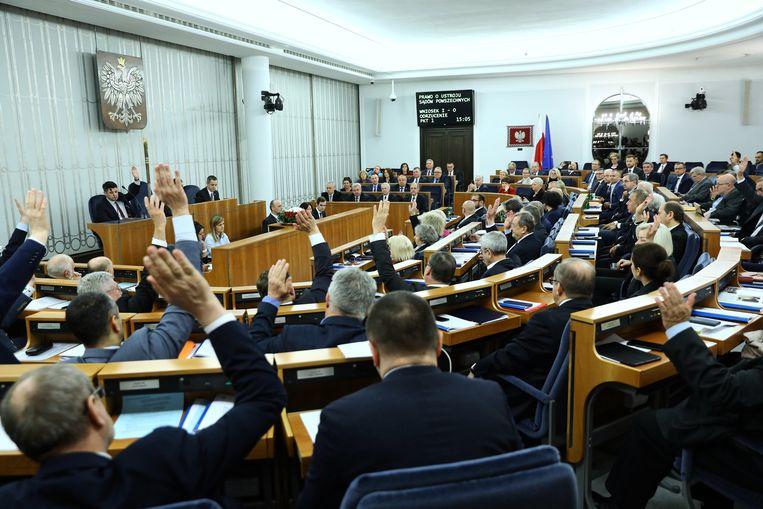 De Poolse senaat