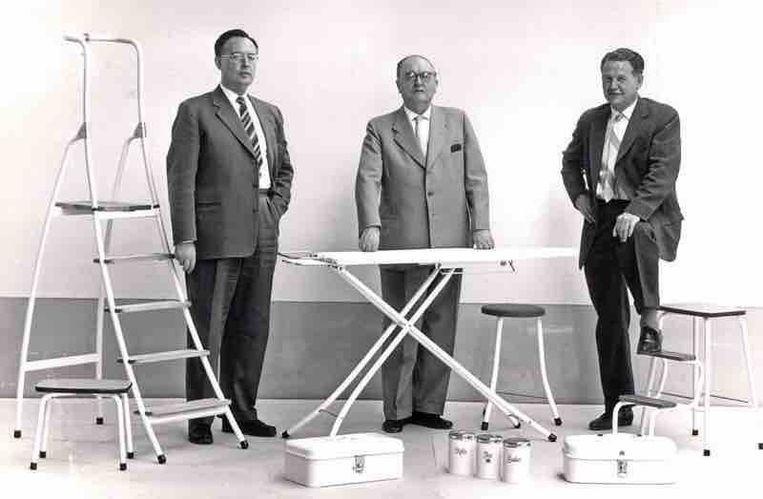 Van Elderen's Metaalwarenfabrieken Brabantia heette het familiebedrijf in huishoudartikelen vroeger. Sinds 1941 werd de naam Brabantia aangehouden, Latijn voor Brabant. Beeld