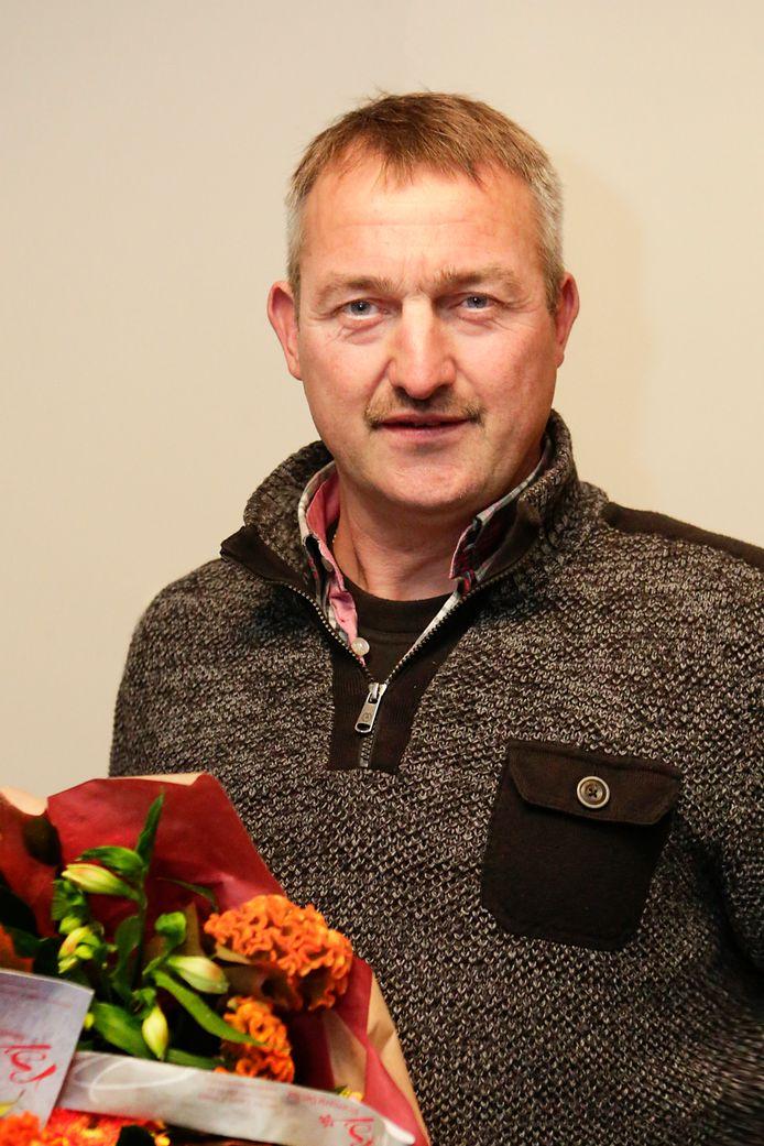 Piet Konings werd onderscheiden als Lid in de Orde van Oranje-Nassau.