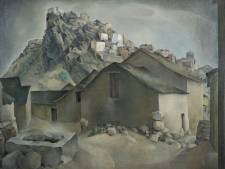 Museum MORE exposeert onbekend schilderij van Wim Schuhmacher, de 'Meester van het Grijs'