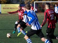 Braakhuizen wint van Bladella, Reusel Sport klimt op ranglijst
