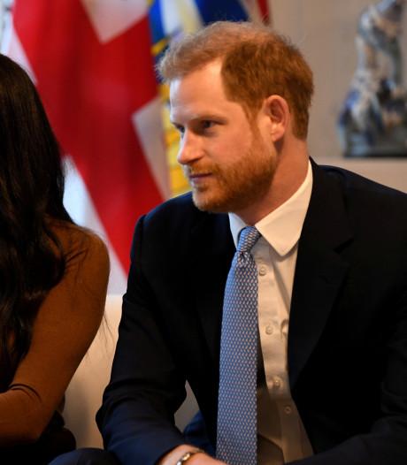 Harry en Meghan mogen merknaam Sussex Royal niet meer gebruiken