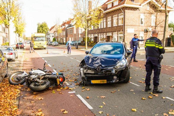 Ongeval Tongelresestraat in Eindhoven