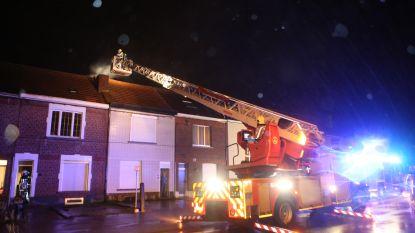 Brandweer moet tijdens storm uitrukken voor schoorsteenbranden