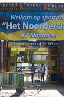 Even wennen voor de Staphorst-fans: bekertoernooi is nu al voorbij