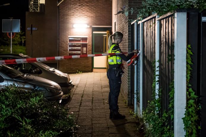 Onderzoek op de plaats delict