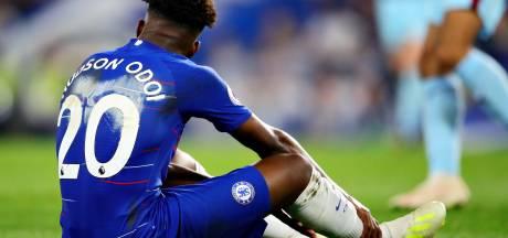 Zware achillespeesblessure Chelsea-talent Hudson-Odoi