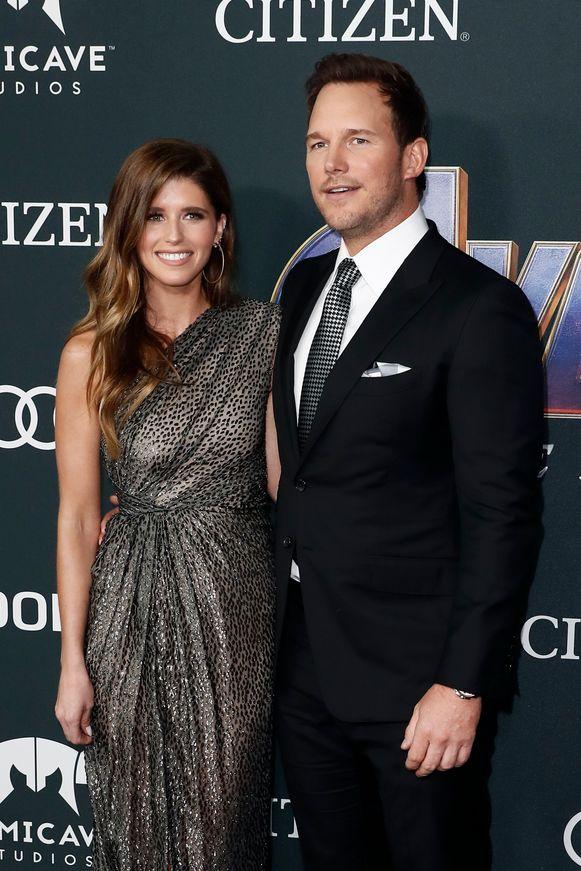 Chris Pratt en zijn verloofde Katherine Schwarzenegger verschenen voor het eerst samen op de rode loper.