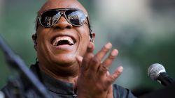Nieuw nummer Stevie Wonder in finale 'Scandal'