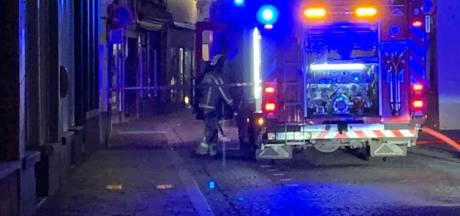 Langestraat even afgesloten door gaslek