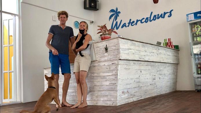 Eric Borst (43) en Marianne Link (41) uit Noordwijk