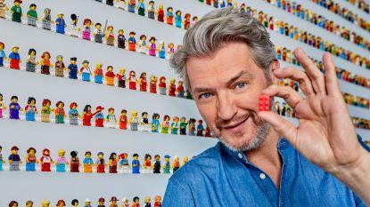 """Kürt Rogiers haalt innerlijke nerd naar boven in 'Lego Masters': """"Legobouwers moeten niet onderdoen voor kunstenaars"""""""