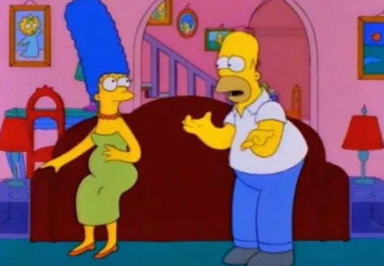 Deze fout in 'The Simpsons' hebben zelfs de schrijvers niet opgemerkt.