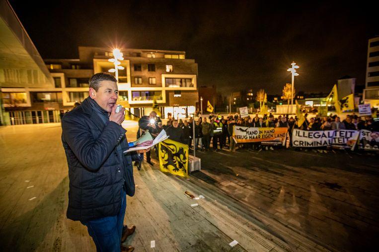 Vlaams parlementslid Chris Janssens