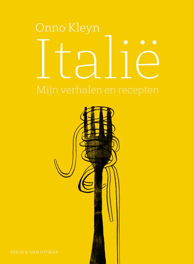 Italië. Mijn verhalen en recepten. (Singel Uitgeverijen, €32,50)