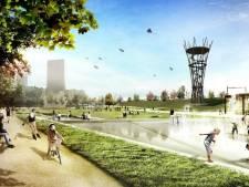Hoe Tilburgers hun eigen 'Central Park' uit de grond stampten