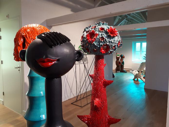 Tentoonstelling The Attic van Hans van Bentem is tot 16 september te zien in museum Jan Cunen.