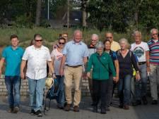 Valkenswaardse wandelclub loopt om diabetes onder controle te houden