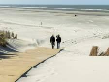 Voor het schoonste strand van Nederland moet je op dit eiland zijn