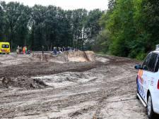 Motorcrosser ernstig gewond door val op de crossbaan in Milheeze
