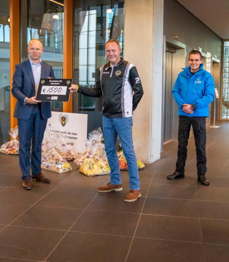 Franciscus Gasthuis & Vlietland overspoelt met schenkingen, acties en giften