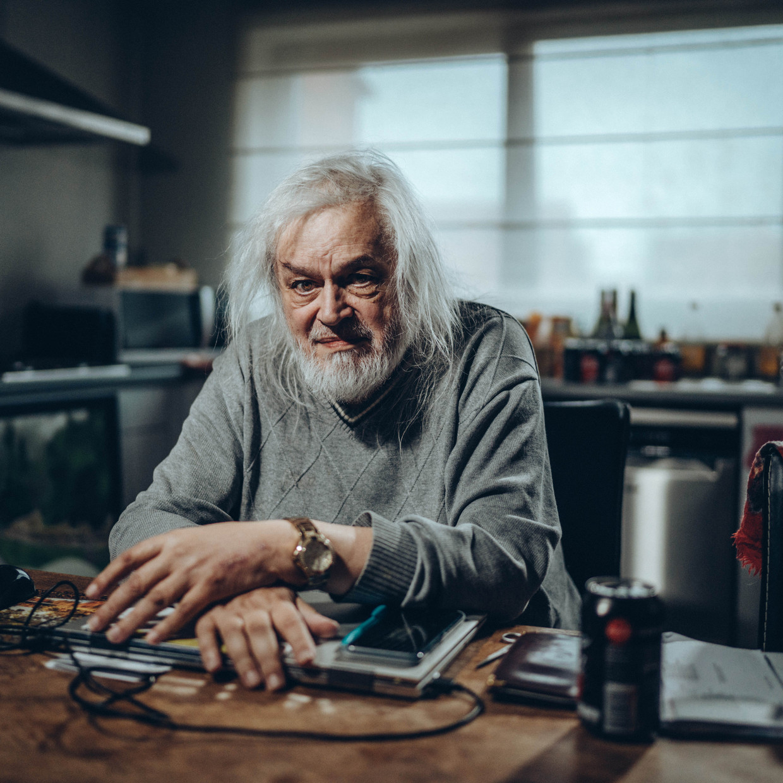 Jean-Pierre Van Rossem: 'Ik ben geen crimineel van inborst.' Beeld Thomas Sweertvaegher
