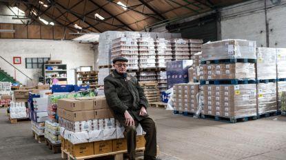 Voedselbank wacht al half jaar op levering van 700 ton