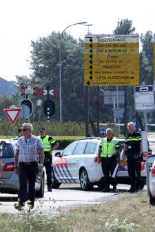 Politie houdt minister Grapperhaus staande