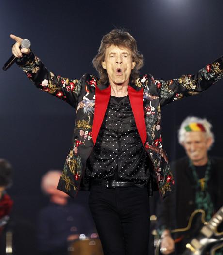 Volle bak bij Heinose tribute aan Rolling Stones
