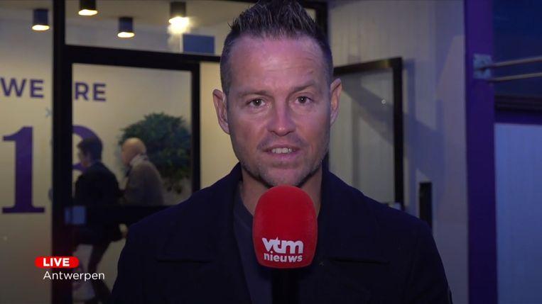Gilles De Bilde op het Kiel