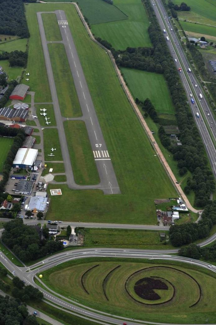 Vliegveld Seppe.