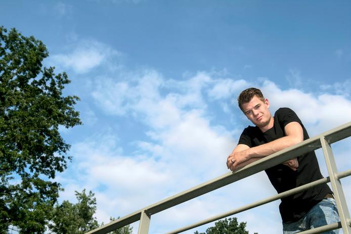 Marco Corba neemt na twee seizoenen afscheid bij Bennekom.