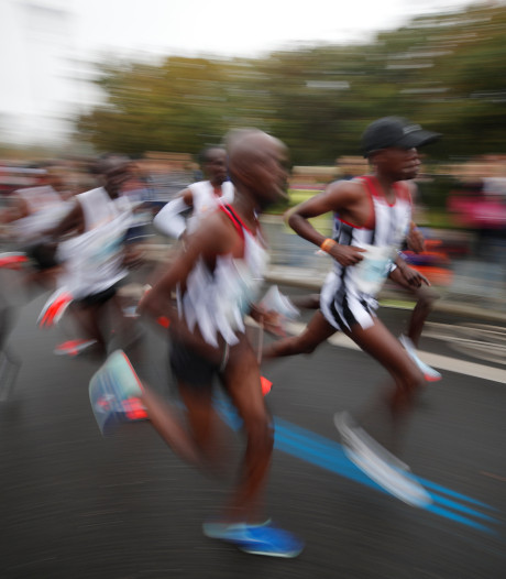 Tokio 2020 bevestigt data marathons