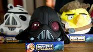 'Angry Birds Star Wars' schiet in recordtijd naar nummer 1