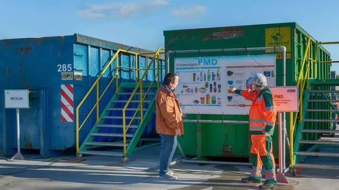 Recyclagepark start met proefproject: Rumstenaars enkel nog welkom na afspraak
