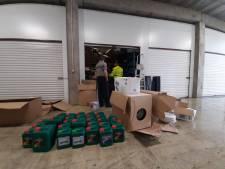 75 kilo vuurwerk, 700 nitraten, hennepspullen gevonden en 17-jarige aangehouden na grote vuurwerkcontroles