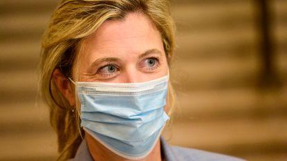 Topdepartement voor Arco-advocate: Annelies Verlinden (CD&V) op Binnenlandse Zaken