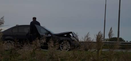 Drie auto's betrokken bij ongeval op A59 bij Drunen