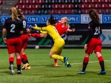 Kika van Es bij rentree meteen trefzeker voor FC Twente Vrouwen