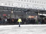 Geen bussen in Eindhoven