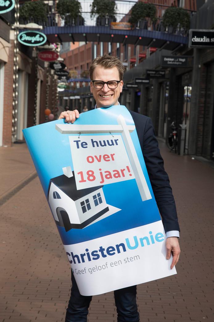 Marijn Gunnink van de Christen-Unie.
