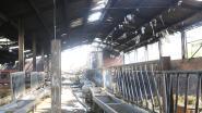 Geen asbestgevaar door boerderijbrand op Ganzendries